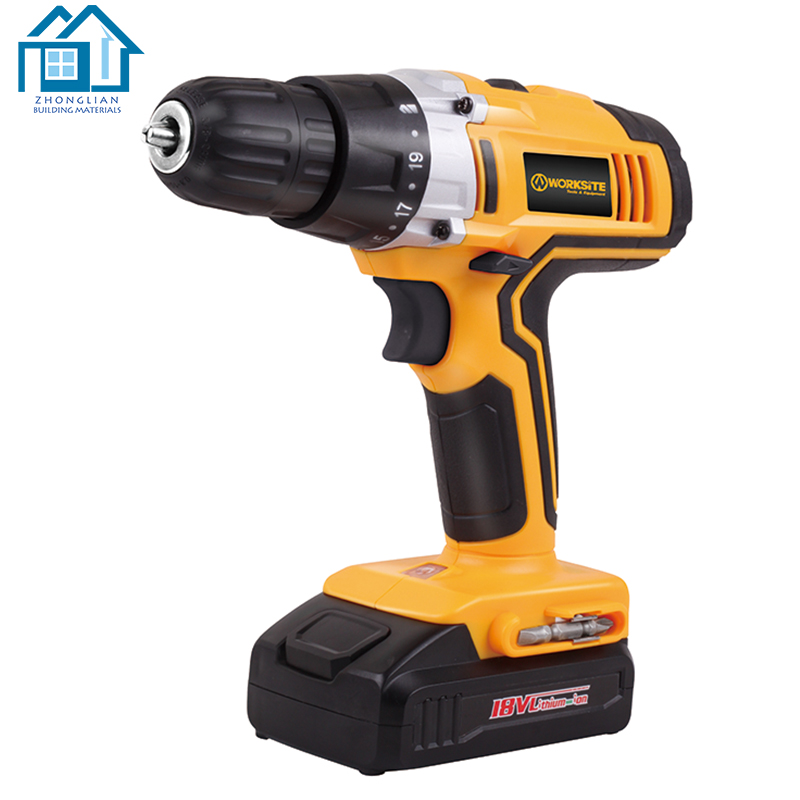 Swiss military brushless power craft 18V cordless <strong>drill</strong>