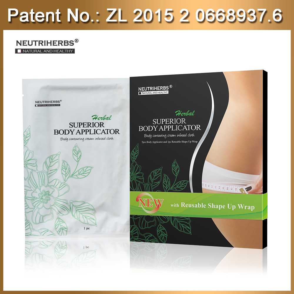 Waist leg thigh slimming body wraps burn cellulite fat in health & personal care
