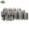 2500L beer producing plant for commercial brewery brewhouse
