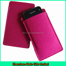 Custom felt mobile phone covers Cheap cover for mobile phone