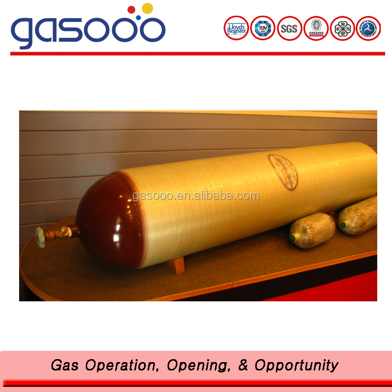 20Mpa High Quality Gas Cylinder for Car/CNG Composite Cylinder