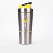 Custom Single Wall Stainless Steel Sports Bike Protein Shaker Bottle/SS Water Bottle