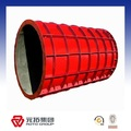 Q235 painted steel column steel formwork for construction in China