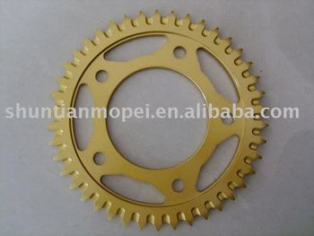 motorcycle sprocket ISO Standard,drive chain kit,motorcycle front and rear sprocket