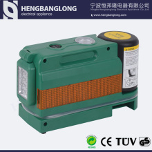 air compressor with tire repair sealant