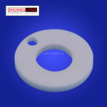 Ceramic heater parts structure ceramics ceramic pig tail guide
