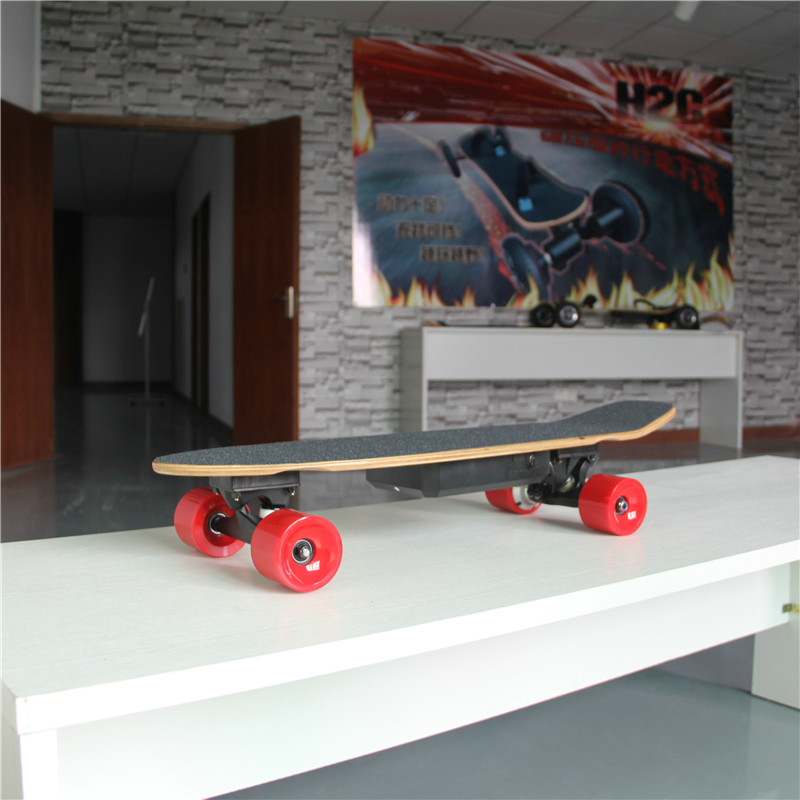 Newest cheap Hoverboard custom electric skateboard light for sale Vefond/OEM