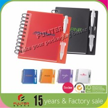 China high quality cheap and cute school colorful notebook rings