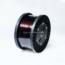 China Manufacturer Enameled Copper Aluminum Winding Wire spools