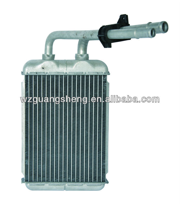 auto car aluminum automotive regal heater