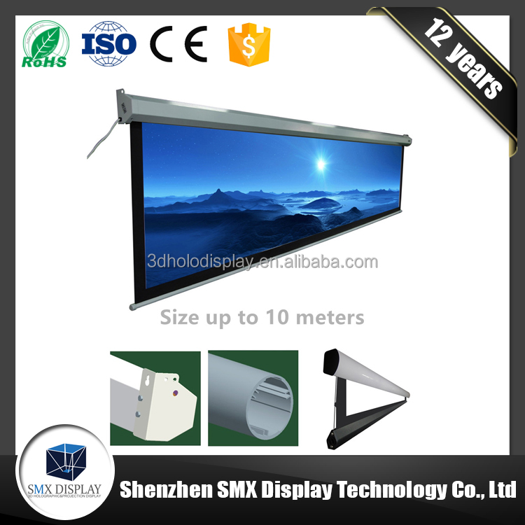 New arrival custom made with competitive price picture frame projection screen