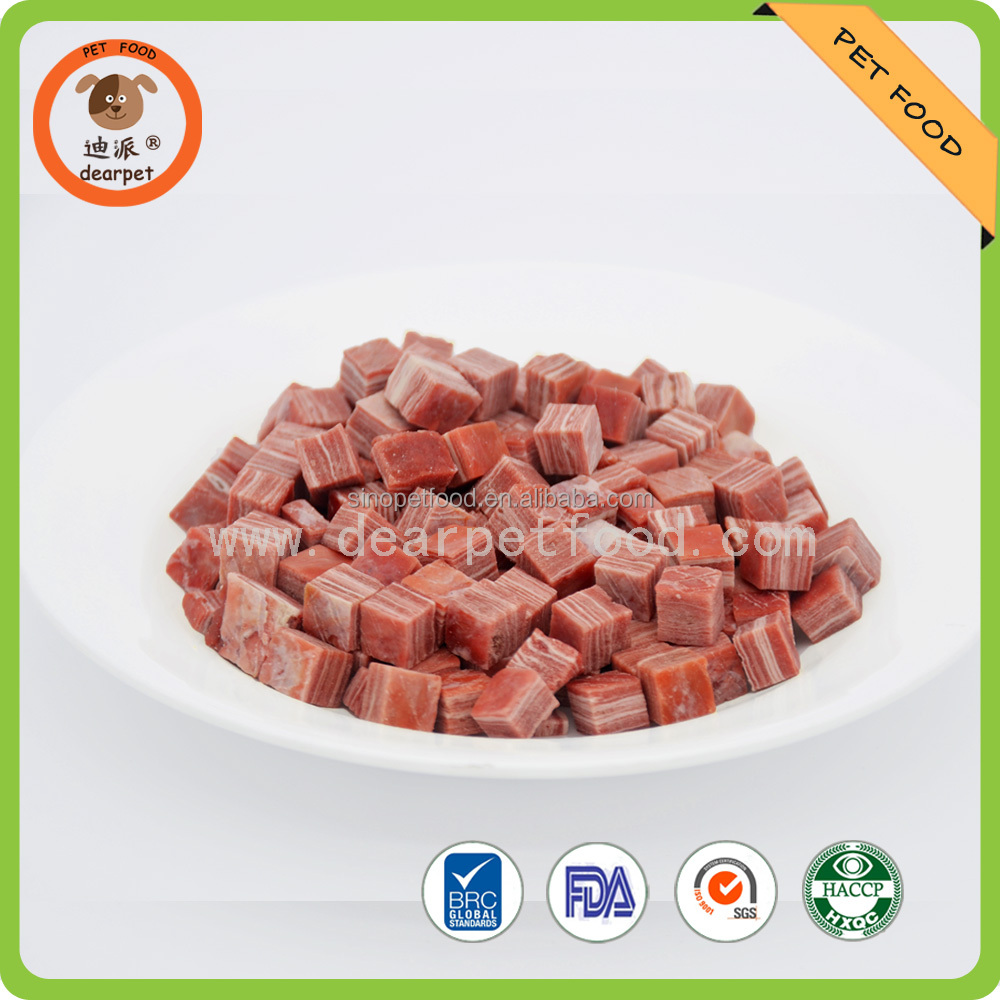 China factory 2016 new products import dog food