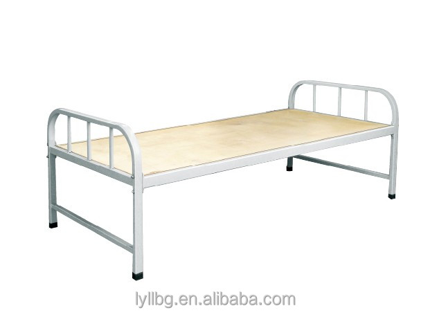 Factory Directly Metal Single Bed Frame for School