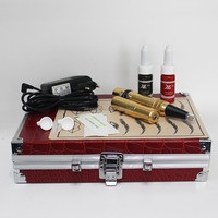 Permanent Makeup Machine Tattoo Kit for Professional Use