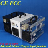 CE FCC efficient air deodorizer ozone machine