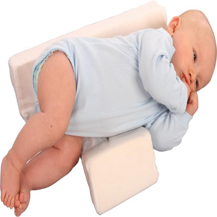 2017 Newest Design Baby Head Pillow Baby Wedge Pillow Sleeping Support
