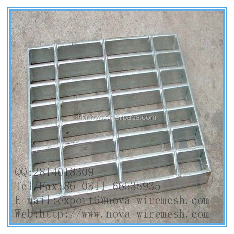 Anping press welded steel grating for offshore