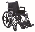 MK903B Cheap Price Folding Manual Wheelchair