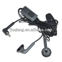 Original Black For Nokia HS-47 2.5mm Sterero Handsfree Headset 1650 5300 6300 Mobile