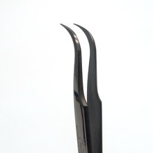 Curved Tweezers Vetus Brand Fine Tipped Best Tweezers For Eyebrows