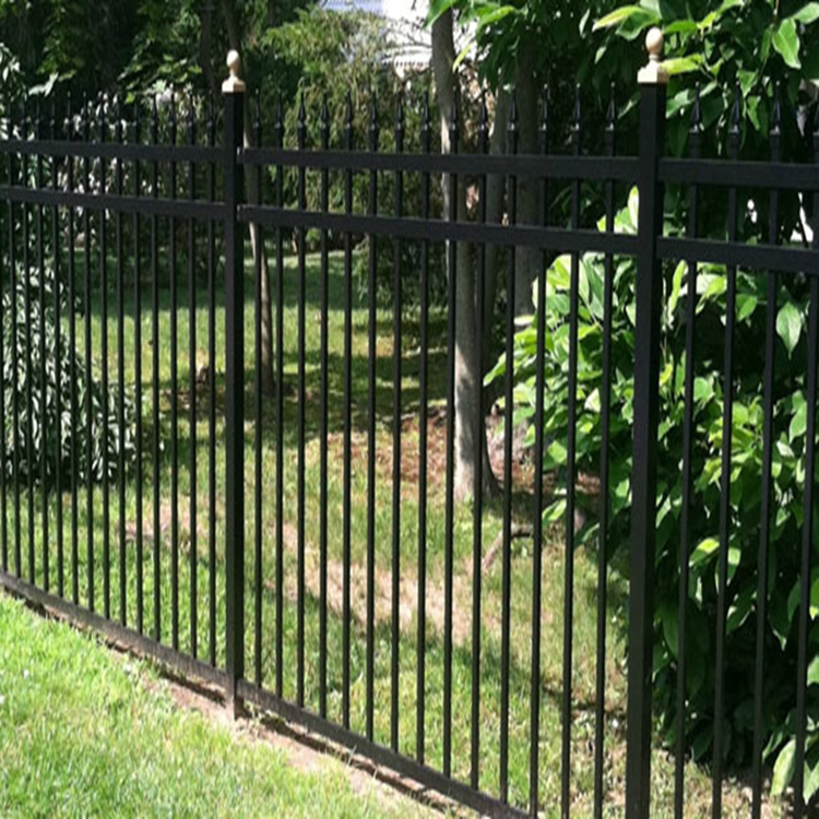 Iron Metal Garden Fence - Buy Metal Garden Fence,Commercial Iron Metal ...