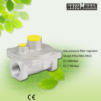 Natural Safety Pressure LPG Gas Regulator