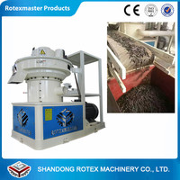 Pine Oak Palm Olive Beech Tree Chips Fuel Wood Pellet Machine for Sale