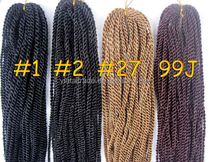 China Direct Manufacturer Senegalese Twist Hair Braiding Crochet Hair ...