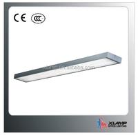 LED 2016 European fashion aluminum fluorescent T5 tube wall light for office