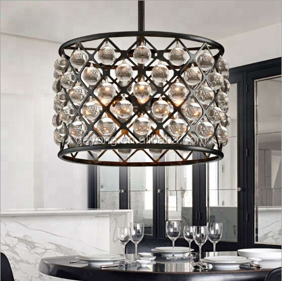 Modern Steel  Pendant Lighting For Kitchen