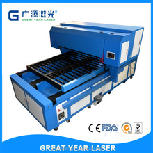 Die board laser cutting machine/Large Range 400W CO2 Laser Cutting Machine For Wood/Acrylic/adhesive sticker board