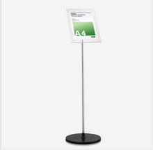 REAP A4 acrylic board with magnetic, board angle adjustable,floor stand poster stand