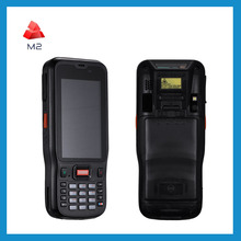 Cheap Rugged Phone with Walkie talkie Waterproof NFC 1d 2d Barcode scanner phone BT BLE GPS 5MP Camera 3.5inch Android Handheld