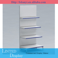 Finely retail store sheif rack