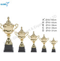 Fancy Cheap Plastic Trophy Cups For Souvenir