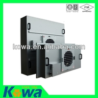 Kowa brand dc motor with 3D turbo fan DC Fan Filter Unit FFU