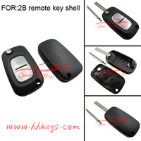 Safety key Smart Renault 2 Buttons Remote key smart for Renault key smart