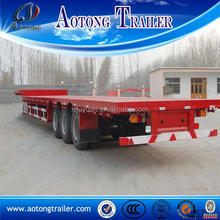 3 axles ISO certificate 100 ton trailer and led trailer lights china