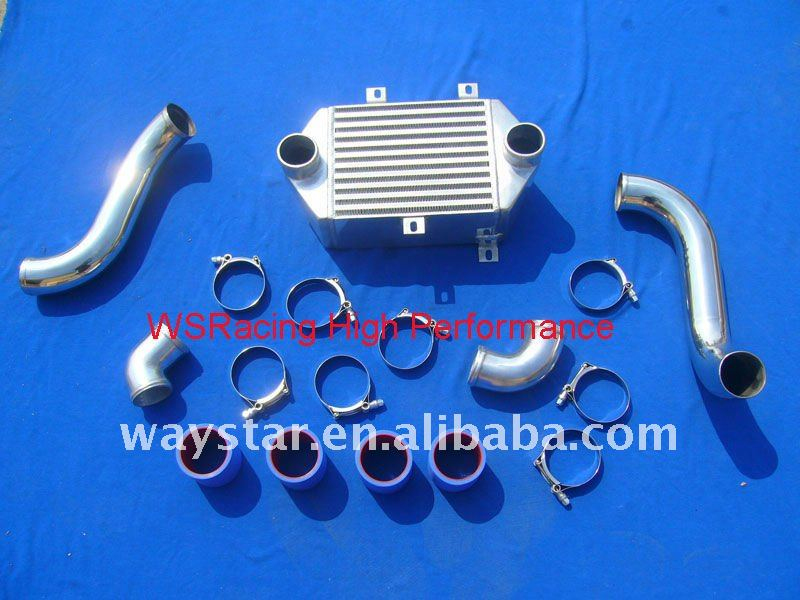 side mount intercooler kits for Toyota MR2 SW20