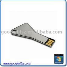 hotsale gift key usb 2.0 for christmas