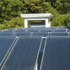 Solar slant roof mounted solar heater flat solar panel in china,Measures:(2050*1050*95mm)