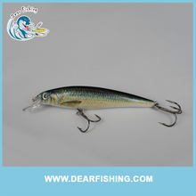 Hot Selling Plastic Fishing Tackle Popper Lure