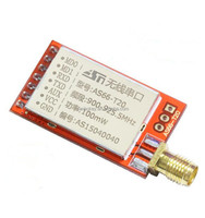 AS66-T20 SI4463 UART serial long distance 2200m 915MHz transmission wireless module