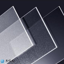 High quality 4mm extra clear tempered glass solar panels