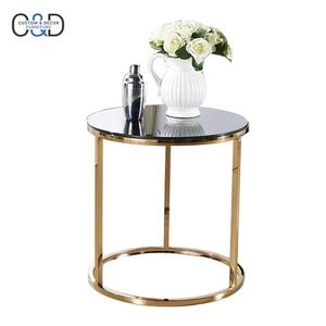 Glass Side Table Bedroom, Glass Side Table Bedroom Suppliers and ...