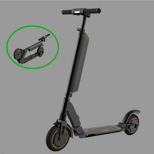 Wholesale Outdoor 2 Wheel Self Balance Smart Folding Carbon Fiber Best Electric Kick Scooter