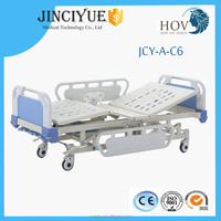 Three-function Manual Cheap Hospital Furniture Hospital Medical Beds