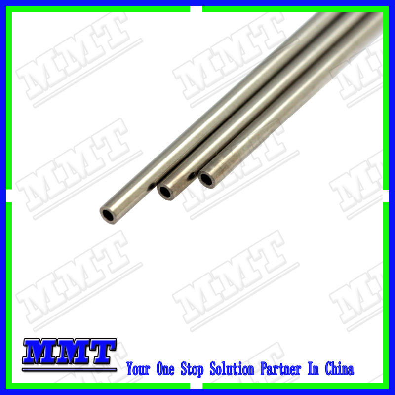 gr1 pure titanium micro cold drawing capillary tube for medical device