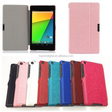 7 inch Tablet PC Slim Stand Leather Cover Case For Google Nexus 7 2nd