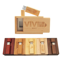 Amazon hot selling wooden usb flash drive 8GB USB 2.0 Memory usb
